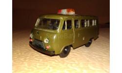 УАЗ буханка, масштабная модель, Тантал («Микроавтобусы УАЗ/Буханки»), scale43