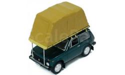 ВАЗ 2121 'НИВА' с палаткой 1981 Green