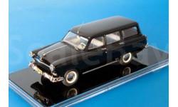 M-22 Опытный Поздний вариант в деталировке второй серии (1961), черный, масштабная модель, ICV, scale43, ГАЗ