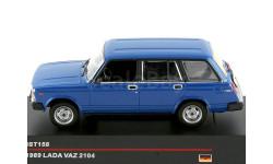 ВАЗ-2104 IST158, масштабная модель, IST Models, 1:43, 1/43