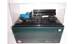 DiP Models ЗИЛ-157К/ТВ-5 Трубовоз (Синяя кабина), масштабная модель, scale43