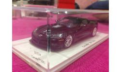 Chevrolet Corvette ZR1, масштабная модель, Spark, scale43