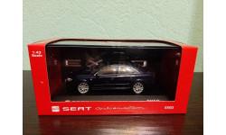 Seat Exeo, масштабная модель, Fischer, scale43