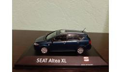 Seat Altea XL 2009, масштабная модель, Fischer, 1:43, 1/43