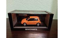 Seat Arosa, масштабная модель, Minichamps, 1:43, 1/43