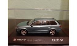 Seat Exeo ST, масштабная модель, Fischer, scale43