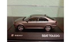 Seat Toledo 2012-2019, масштабная модель, Fischer, scale43