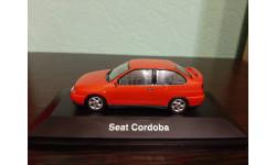 Seat Cordoba, масштабная модель, Herpa, scale43