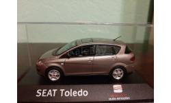 Seat Toledo 2004-2009, масштабная модель, Fischer, scale43
