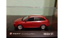 Seat Ibiza ST, масштабная модель, Fischer, scale43
