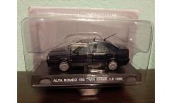 Alfa Romeo  155 TWIN SPARK 1.8  1996, масштабная модель, Altaya, 1:43, 1/43