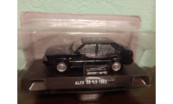 Alfa Romeo  33 1.3  1983, масштабная модель, Altaya, scale43
