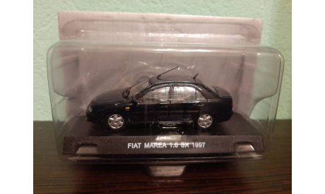 Fiat  Marea  1.6 SX  1997, масштабная модель, Altaya, scale43
