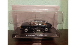 Alfa Romeo Alfasud  1981, масштабная модель, Altaya, 1:43, 1/43
