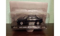 Alfa Romeo 156 1.8 TWIN SPARK 1999, масштабная модель, Altaya, 1:43, 1/43