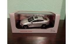 Jaguar XFR, масштабная модель, IXO Road (серии MOC, CLC), scale43