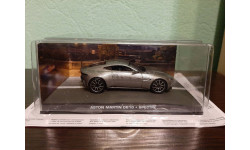 Aston Martin DB10 'Spectre', масштабная модель, The James Bond Car Collection (Автомобили Джеймса Бонда), 1:43, 1/43
