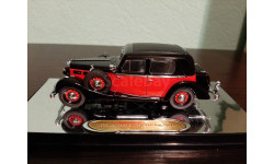 Maybach SW35 1935 Hard Top, масштабная модель, Signature, scale43