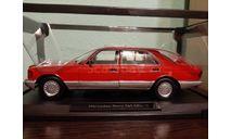 Mercedes-Benz 560 SEL W126  1987, масштабная модель, Norev, 1:18, 1/18
