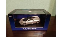 Pagani Huayra, масштабная модель, Autoart, scale43