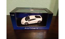 Lamborghini Huracan LP610-4, масштабная модель, Autoart, 1:43, 1/43