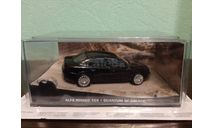 Alfa Romeo 159 'Quantum Of Solace', масштабная модель, The James Bond Car Collection (Автомобили Джеймса Бонда), 1:43, 1/43