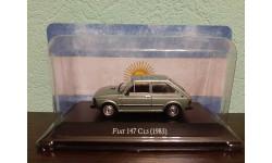 Fiat 147 CL5 1983