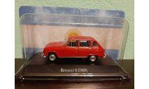 Renault 6 1969, масштабная модель, Altaya, scale43