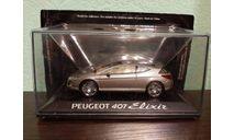 Peugeot 407 Elixir Concept Car, масштабная модель, Altaya, 1:43, 1/43