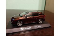 Lexus RX 200T, масштабная модель, Kyosho, 1:43, 1/43