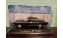 Ford Fairlane LTD V8 1969, масштабная модель, Altaya, 1:43, 1/43