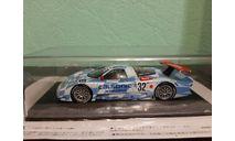 Nissan R390 GT1 #32 24h LeMans 1998, масштабная модель, Spark, scale43