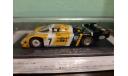 Porsche 956B #7 24h LeMans 1984, масштабная модель, Spark, 1:43, 1/43