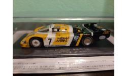 Porsche 956B #7 24h LeMans 1984