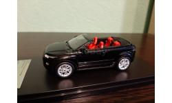 Range Rover Evoque Convertible  2012, масштабная модель, Land Rover, Premium X, 1:43, 1/43