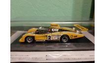 Renault Alpine A442 #2 победитель 24h LeMans 1978, масштабная модель, Spark, scale43