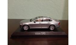 Volvo S90  2016, масштабная модель, Norev, 1:43, 1/43