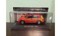 Mercedes-Benz ML 270 CDI 2002