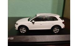 Audi Q5 2016, масштабная модель, iScale, scale43