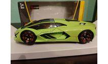 Lamborghini Terzo Millennio, масштабная модель, BBurago, scale24