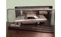 Opel Diplomat A V8 Coupe Chuck Jordan