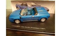 Lamborghini Jalpa Spyder Prototipo 1987, масштабная модель, Leo Models, scale43