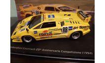 Lamborghini Countach Competizione 25th Anniversario 1994, масштабная модель, Leo Models, scale43