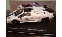 Lamborghini Diablo VT-R Roadster Trofeo 1997, масштабная модель, Leo Models, scale43