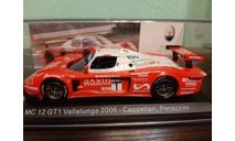 Maserati MC 12 GT1  #1  2006, масштабная модель, Leo Models, scale43