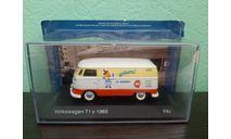 Volkswagen  T1c   1965, масштабная модель, Altaya, scale43