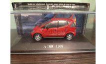 Mercedes-Benz A160 1997г, масштабная модель, Altaya, 1:43, 1/43