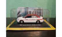 Toyota Avensis Taxi Eindhoven 2003, масштабная модель, Altaya Taxi, scale43
