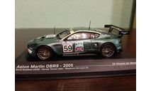 Aston Mfrtin DBR9 2005 #59, масштабная модель, Aston Martin, Altaya Rally, 1:43, 1/43