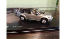 Nissan   X-Trail   2005, масштабная модель, J-Collection, scale43